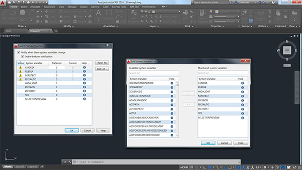 AutoCAD 2016 New Features