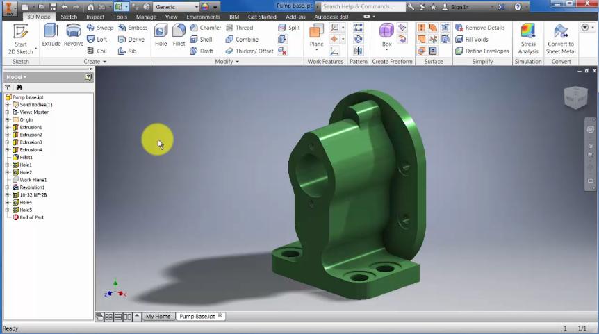 inventor-assembly-design