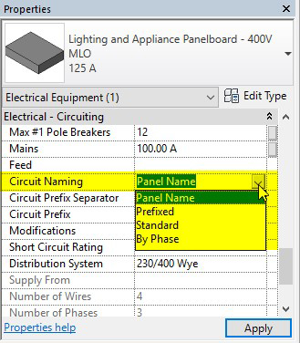 revit-properties-circuits