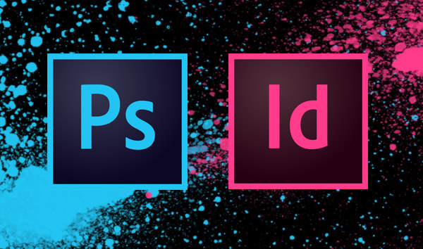 Why Photoshop and InDesign complement each other
